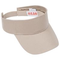 Image Otto-Budget Caps Promo Cotton Twill Sun Visor