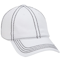 Image Otto Garment Washed Cotton Twill Low Profile Pro Style a68e34a11cca