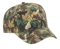 Image Camouflage Brushed Cotton Twill
