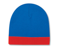 Image Otto-Acrylic Knit 8 inch Reversible Beanie
