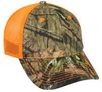 Image Outdoor-Camo Neon Mesh Back