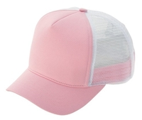 Image Budget Caps | Mega Ladies Fashion Trucker Cap with Short Bill