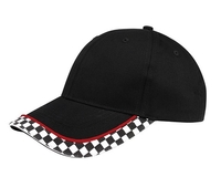Image Mega-Low Profile (Structured) Cotton Twill Cap