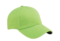 Image Mega Flex Low Profile Washed Twill Fitted Cap