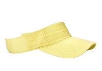 Image Budget Caps | Mega-Cotton Twill Washed Soft Visor
