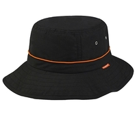 Image Mega-Juniper Taslon UV Bucket Hat w/ Adjustable Draw String