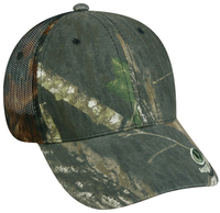 Image Outdoor-Camo Mesh Back with Visor Logo
