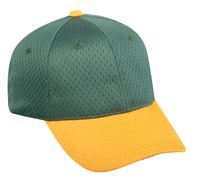 Image Outdoor-Jersey Mesh Baseball Cap (Adult or Youth Sizes)