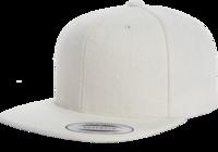 Image Yupoong-Melton Wool Adjustable Snap Back