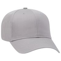 Image Otto-6-Panel Cotton Twill Pro Style Caps