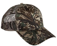 Image Cobra-5 Panel 100% Cotton Twill/Mesh Back Camo