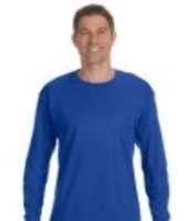 Image Hanes 6.1 oz. Tagless® ComfortSoft® Long-Sleeve T-Shirt