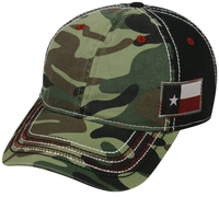 Image Outdoor Camo with Flag