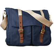 Image Sportsman Carolina Sewn Strapping Messenger