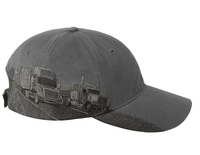 Image Sportsman DRI DUCK Trucking Industry Cap