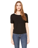 Image Bella + Canvas Ladies' Flowy Open Back T-Shirt