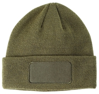 Image Big Accessories Patch Beanie