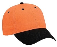 Image Neon Superior Polyester Canvas Low Profile Style Cap