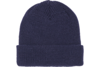 Image Yupoong-Ribbed Cuffed Knit Beanie