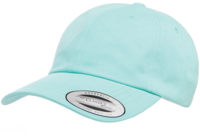 Image Yupoong-Low Profile Peached Cotton Twill Dad Cap