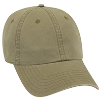Image Garment Washed Lightweight Cotton 6 Panel Low Pro Dad Hat
