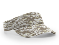 Image Richardson Camo Adjustable Sun Visor