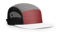 Image Richardson 5 Panel Trucker Strapback