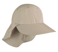 Image Outdoor Long Visor Closed Back with Drawstring Cap