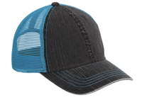 Image Cobra Herringbone Cotton Twill Mesh Back Cap