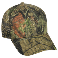 Image Outdoor Camo Structured Mesh Back Plastic Snap Cap