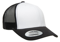 cd63ec8ee27 Image Yupoong 6 Panel Trucker White Front