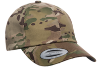 Image Yupoong Multicam Camo Cotton Twill Cap