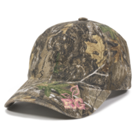 Image Outdoor Ladies Fit 6 Panel Realtree Cap