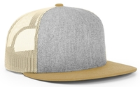 Image Richardson Wool Trucker Mesh Snapback