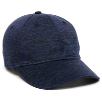 Image Outdoor 6 Panel Heathered Cap