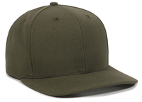 Image Outdoor USA Made Cotton Twill High Crown Snap Back