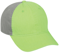 Image Outdoor Platinum Series Ladies Fit 6 Panel Unstructured Buttery Twill Cap