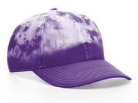 Image Richardson 6 Panel Hand Dipped Tie-Dye Fashion Cap