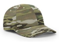 Image Richardson 6 Panel R-Flex Multicam Cap