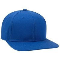 Image Otto Snap 6 Panel Pro Superior Cotton Twill Slight Curve Visor Cap