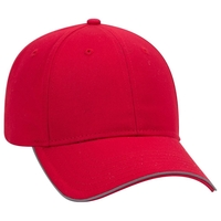 Image Otto 6 Panel Low Profile Reflective Piping Cap