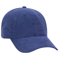 Image Corduroy 6 Panel Low Profile