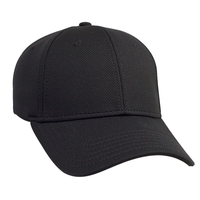 Image Otto Comfy Fit COOL Comfort Performance Polyester Cool Mesh 6 Panel Low Profile