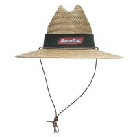 Image Natural Straw Lifeguard Hat