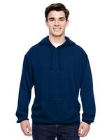 Image J America Adult Tailgate Fleece Pullover Hood