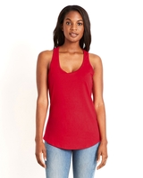 Image Next Level Ladies Gathered Racerback Tank