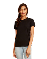 Image Next Level Ladies Made in USA Boyfriend T-Shirt