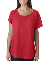 Image Next Level Ladies Triblend Dolman