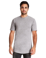Image Next Level Mens Cotton Long Body Crew