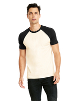 Image Next Level Unisex Raglan Short-Sleeve T-Shirt